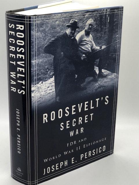 Roosevelt's Secret War: FDR and World War II Espionage, by Joseph E. Persico