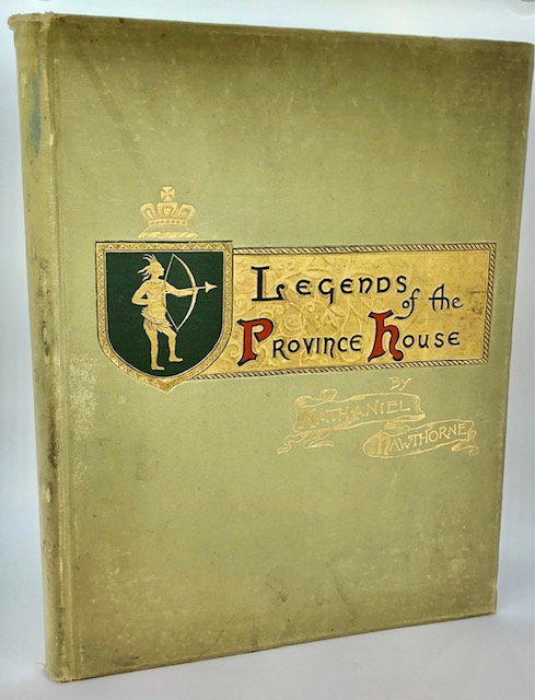 Legends of the Province House, by Nathaniel Hawthorne