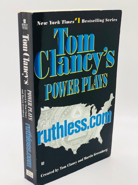 Ruthless.com: Power Plays 02 (Tom Clancy's Power Plays Book 2)