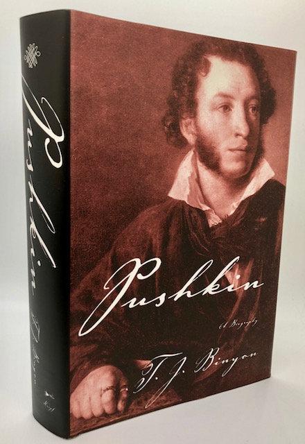 Pushkin: A Biography, by T. J. Binyan
