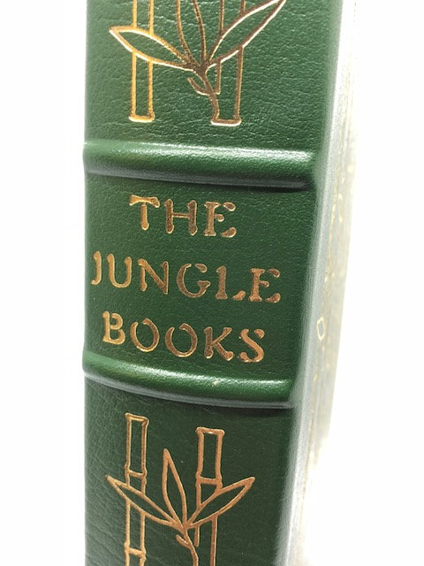 The Jungle Books, by Rudyard Kipling