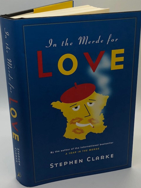In The Merde for Love, by Stephen Clarke