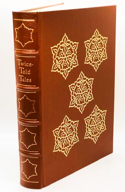 Twice Told Tales, by Nathaniel Hawthorne