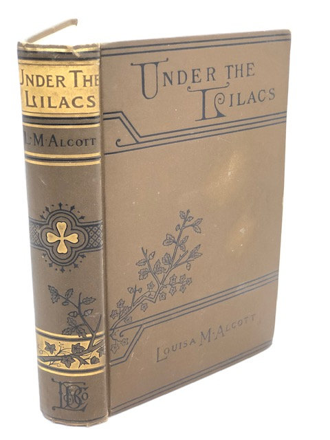 Under the Lilacs, by Louisa May Alcott
