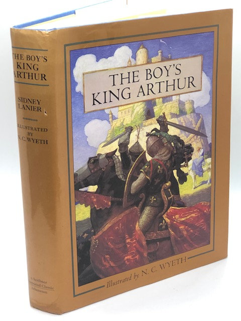 The Boy's King Arthur by Sir Thomas Malory, edited by Sidney Lanier