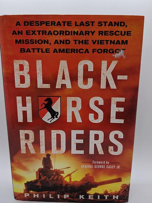 Black-Horse Riders