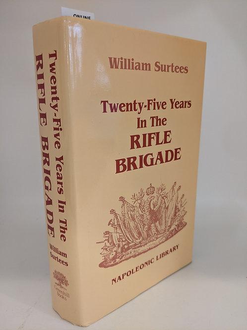 Twenty-Five Years in the Rifle Brigade