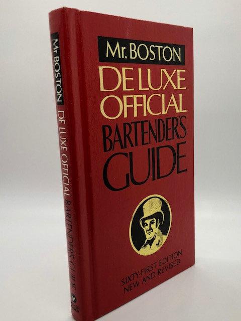 Mr. Boston: Delux Officail Bartender's Guide