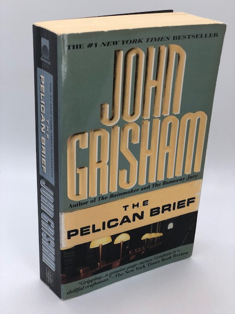The Pelican Brief, by John Grisham