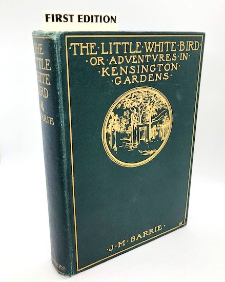 The Little White Bird, by J. M. Barrie