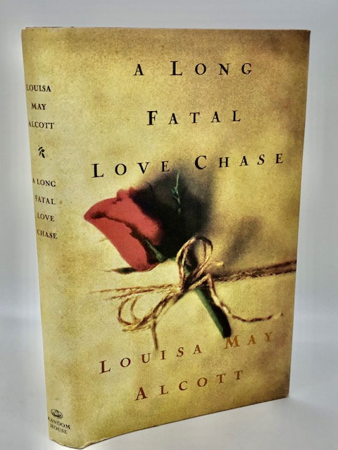 A Long Fatal Love Chase, by Louisa May Alcott