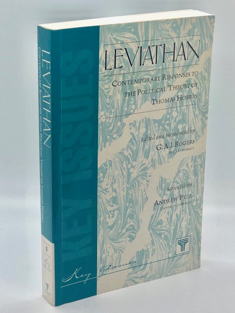 Leviathan: Contemporary Responses to The Political Theory of Thomas Hobbes