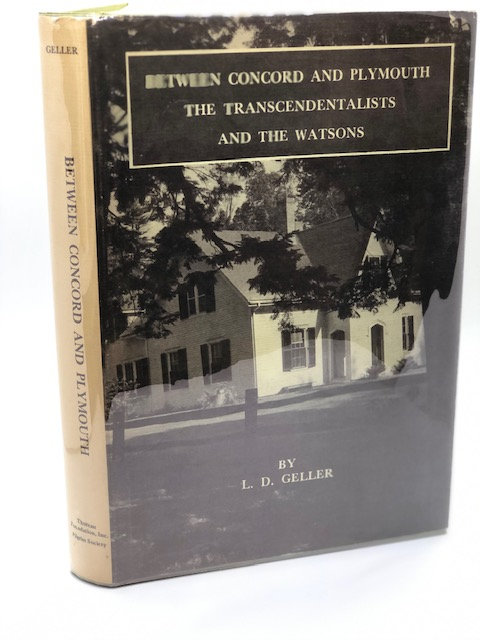 Between Concord and Plymouth: The Transcendentalists and the Watsons