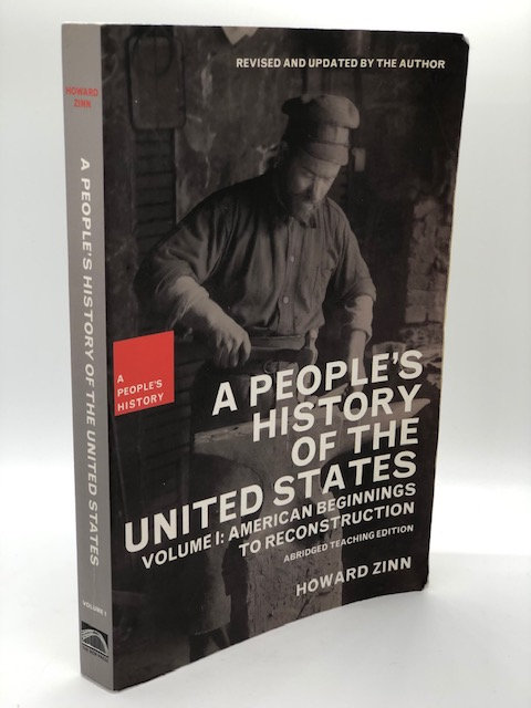A People's History of the United States (VOL. 1), by Howard Zinn