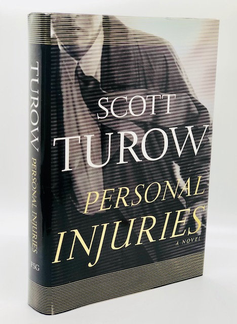 Personal Injuries: A Novel (Kindle County Book 5), by Scott Turow