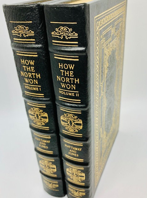 How the North Won: A Military History of the Civil War (2 Volumes)
