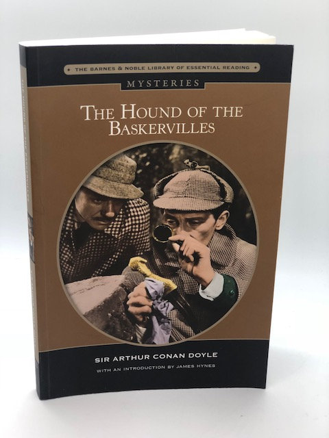 The Hound of the Baskervilles, by Sir Arthur Conan Doyle