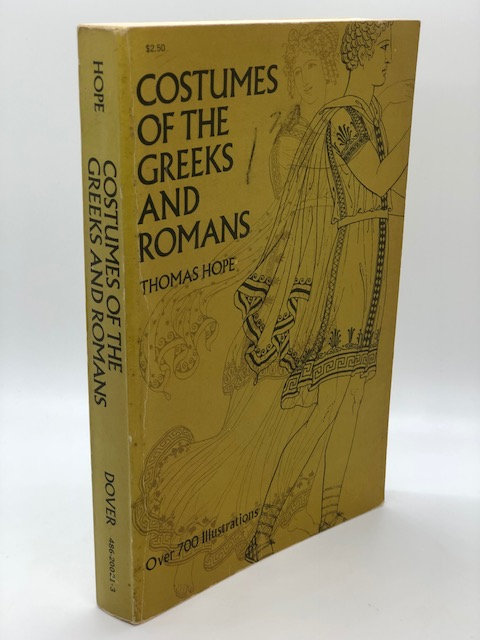 Costumes of the Greek and Romans, by Thomas Hope
