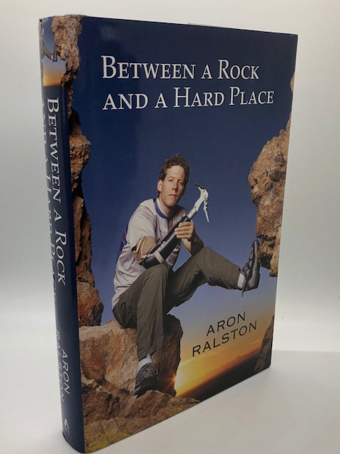 Between A Rock And A Hard Place, by Aron Ralston