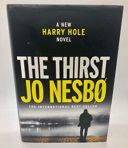 The Thirst: A Harry Hole Novel, by Jo Nesbo