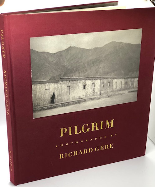Pilgrim: Photography by Richard Gere
