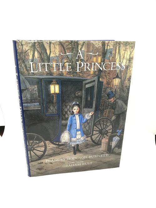 A Little Princess, byu Frances Hodgson Burnett