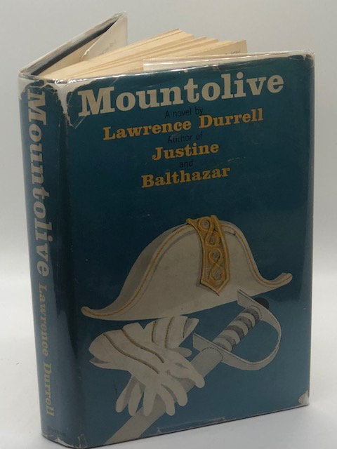 Mount Olive: A Novel by Lawrence Durrell