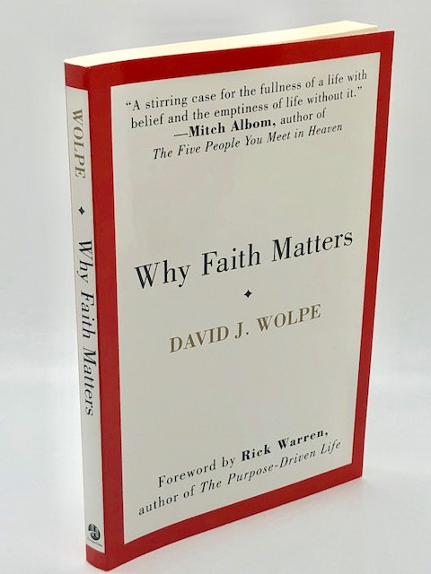 Why Faith Matters, by David J. Wolpe