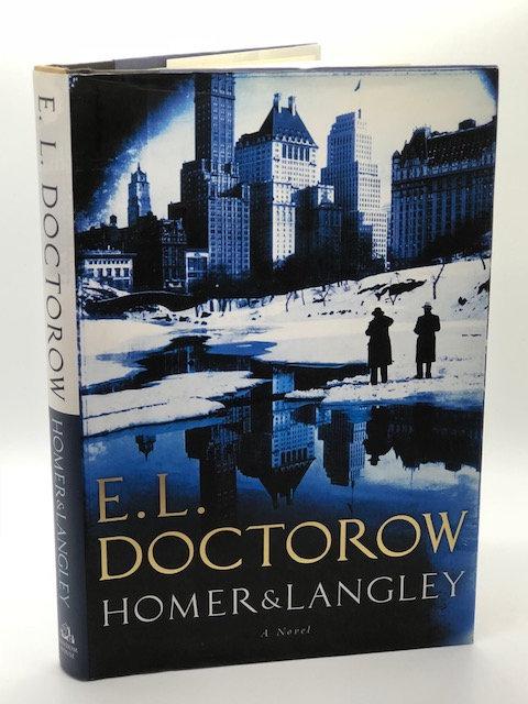 Homer & Langley, E. L. Doctorow