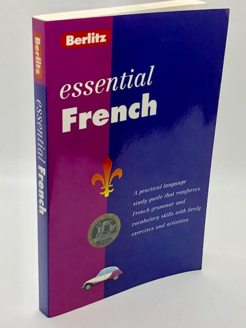 Berlitz: Essential French