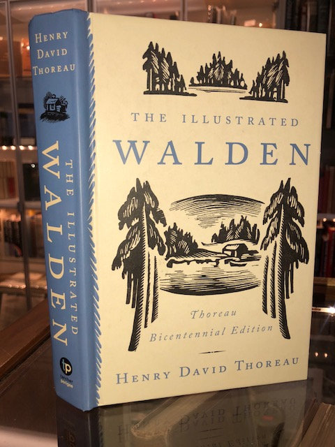 The Illustrated WALDEN: Bicentennial Edition