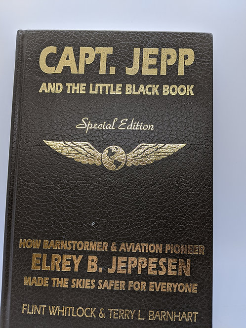 Captain Jepp and the Little Black Book