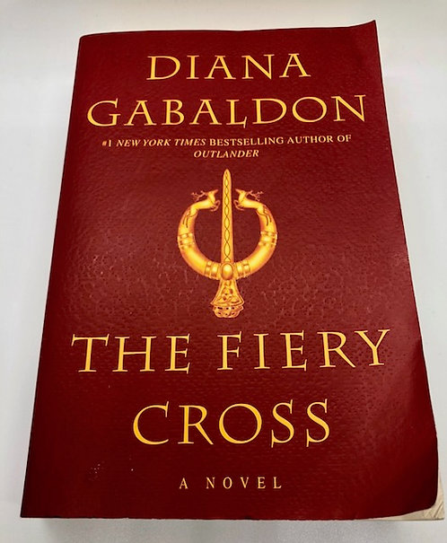 The Fiery Cross: Outlander, Book 5, by Diana Gabaldon