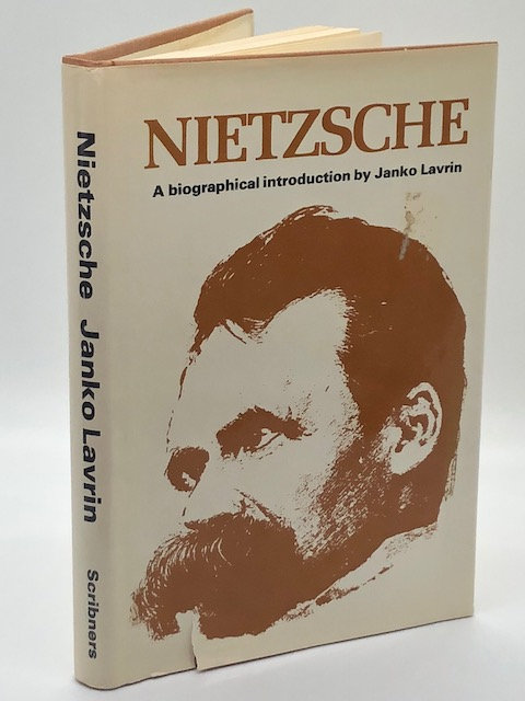 Nietzsche: A Biographical Introduction by Janko Lavrin