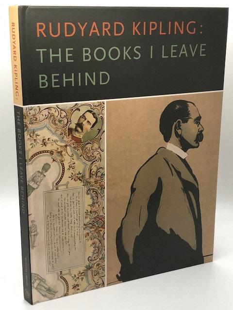 The Books I Leave Behind, by Rudyard Kipling