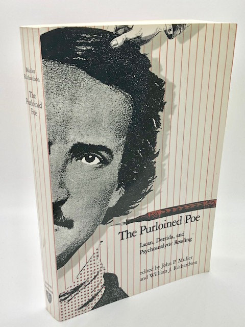 The Purloined Poe: Lacan, Derrida, and Psychoanalytic Reading