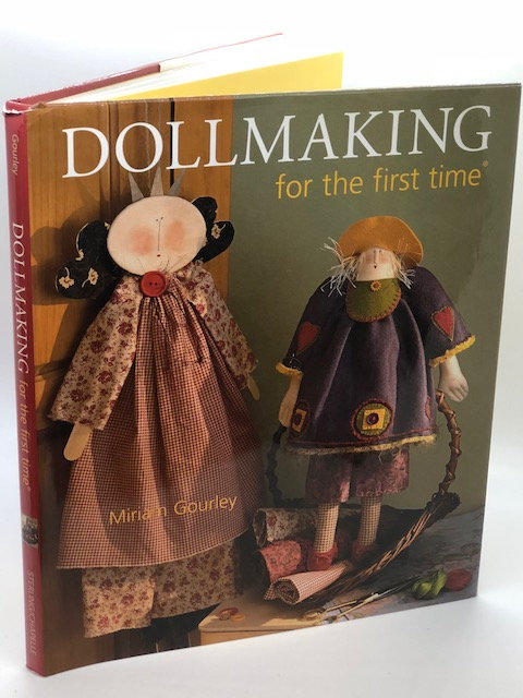 Dollmaking For the First Time, by Miriam Gourley