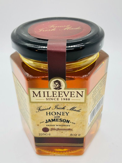 Mileeven: Finest Irish Honey with Jameson's Whiskey