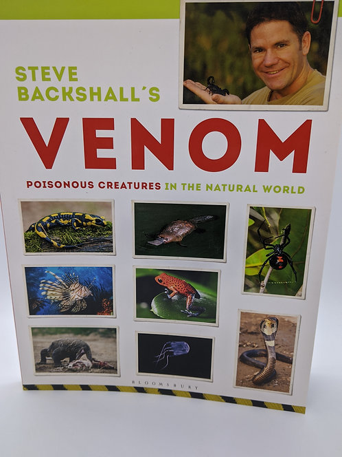 Venom: Poisonous Creatures in the Natural World