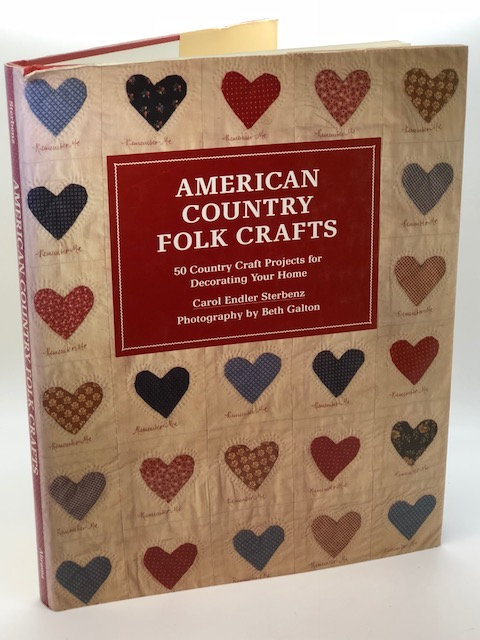 America Country Folk Crafts