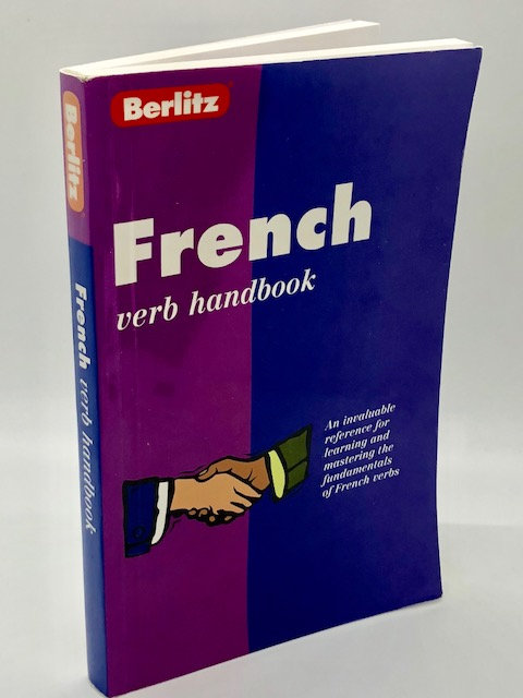 Berlitz: French Verb Handbook
