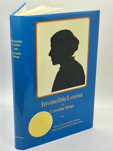 Invincible Louisa, by Cornelia Meigs