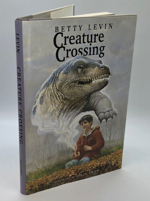 Creature Crossing, by Betty Levin