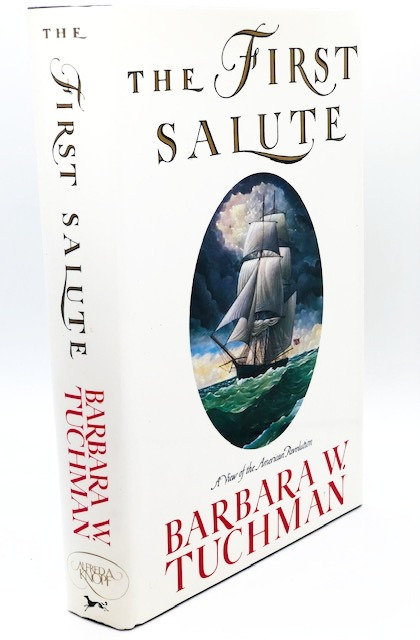 The First Salute: A Year of the American Revolution
