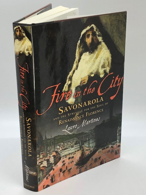Fire In The City, by Laura Martines