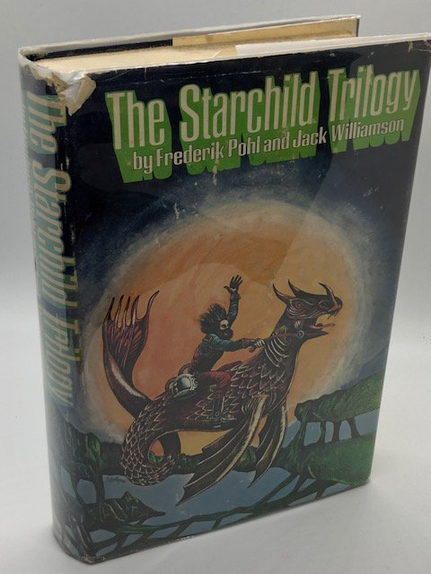 The Starchild Trilogy: the Reefs of Space, Starchild and Roge Star