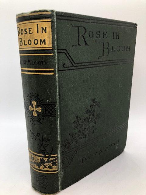Rose in Bloom, by Louisa May Alcott
