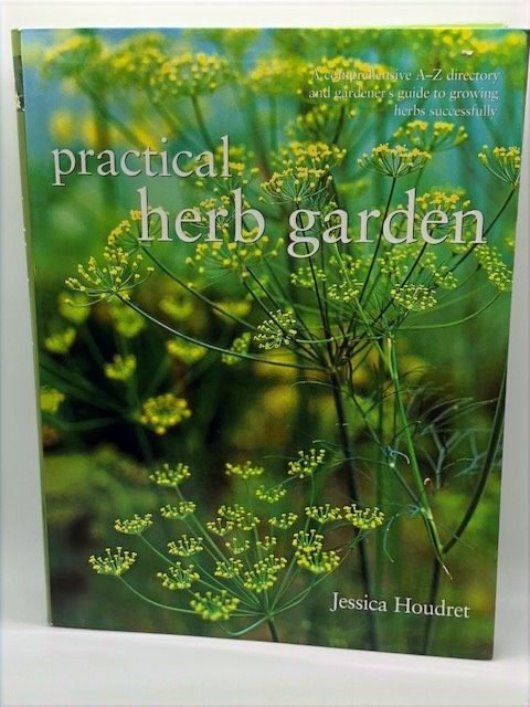 Practical Herb Garden, by Jessica Houdret