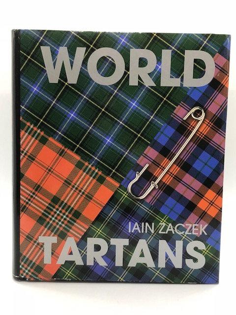 World Tartans, by Iain Zaczek