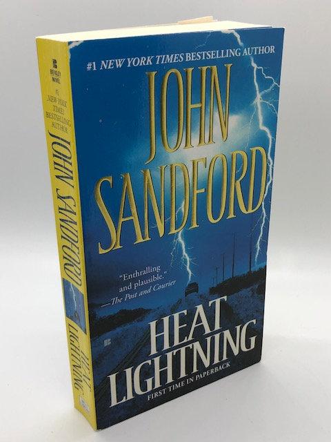 Heat Lightning (A Virgil Flowers Novel, Book 2), by John Sandford